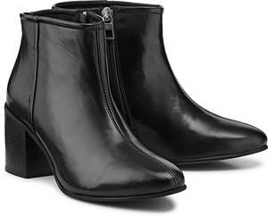 Klassik-Stiefelette von Marc O'Polo in schwarz für Damen. Gr. 38 1/2