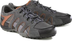Sneaker Snake von Geox in grau für Herren. Gr. 41,42,44