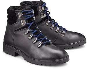 Trend-Boots von Another A in schwarz für Damen. Gr. 36,37,38