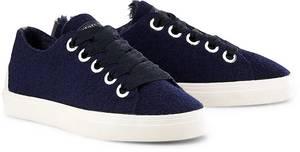 Trend-Sneaker von Marc O'Polo in blau für Damen. Gr. 36,37,38,39,40