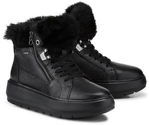 Winter-Boots Kaula von Geox in schwarz für Damen. Gr. 41