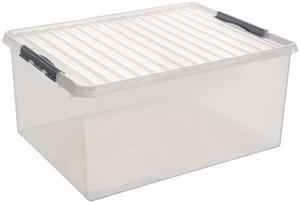 Sunware Kunststoff-Box Q-Line ,  120 l