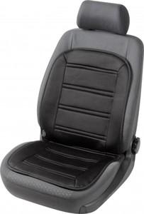 Walser beheizbarer Sitzaufleger TÜV GS zertifiziert ,  schwarz