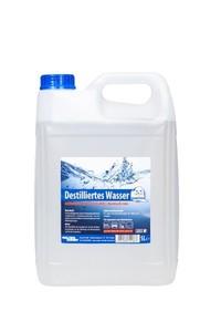Robbyrob Destilliertes Wasser ,  5 l