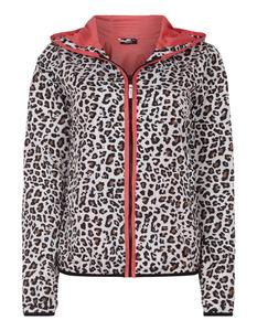 Damen Jacke mit Leopardenmuster