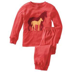 Schlafanzug Tier