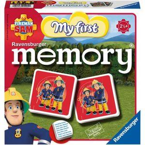Mein erstes Memory - Feuerwehrmann Sam