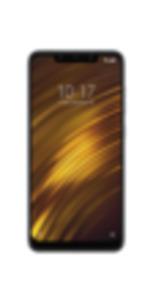 Xiaomi Pocophone F1 64GB blue mit Free S
