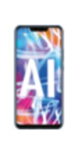 Huawei Mate 20lite 64GB Sapphire Blue mit Flat Allnet Comfort