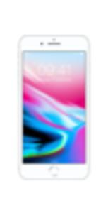 Apple iPhone 8 Plus 64GB silber mit Magenta Mobil XL mit Smartphone 20