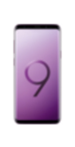 Samsung Galaxy S9+ 64GB Dual SIM Lilac Purple mit Free Unlimited mit Smartphone 5