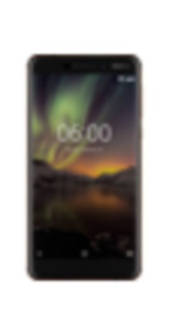 Nokia 6.1 32GB schwarz mit Flat Allnet Comfort