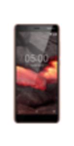 Nokia 5.1 16GB Kupfer mit Free S