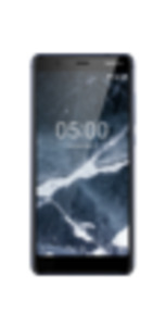 Nokia 5.1 16GB Temperiertes Blau mit Free S
