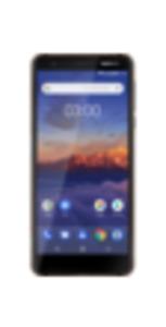Nokia 3.1 16GB blau mit Flat Allnet Comfort