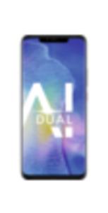 Huawei Mate20 Pro 128GB Black mit real Allnet mit Smartphone 10