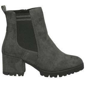 Damen Chelsea Boot, dunkelgrau