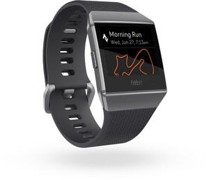 Fitbit Smart Watch Ionic ,  dunkelgrau, graphit
