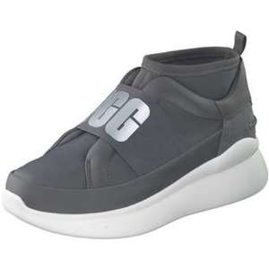 UGG Neutra High Sneaker Damen grau