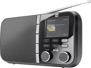 Dual DAB 4 C DAB+ Kofferradio DAB+, UKW Schwarz