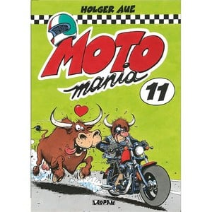 Motomania            Comic Band 11