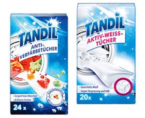 TANDIL Wäschepflegetücher