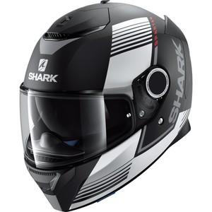 Shark helmets            Spartan Arguan Mat White XS