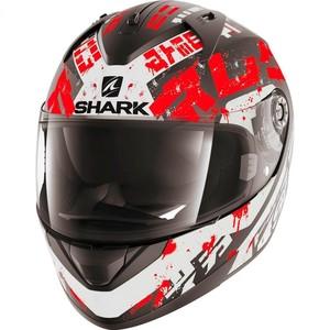 Shark helmets            Ridill Kengal Mat Red XS