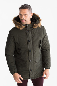 Angelo Litrico         Parka