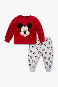 Baby Club         Disney - Baby-Thermo-Outfit - 2 teilig