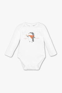 Baby Club         Baby-Body - Bio-Baumwolle
