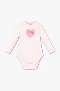 Baby Club         Baby-Body - Bio-Baumwolle