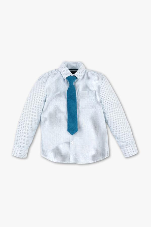 Palomino         Set - Hemd und Krawatte - gepunktet