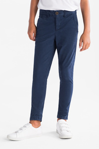 Here and There         Chino - Skinny Fit - Bio-Baumwolle