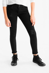 Here and There         THE SKINNY JEANS - Glanz Effekt