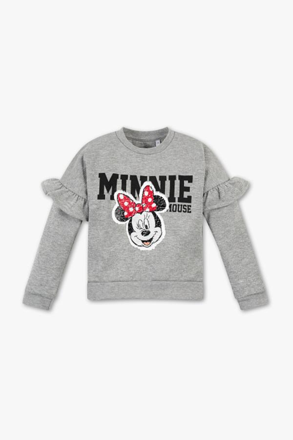 Disney Girls         Minnie Maus - Sweatshirt - Glanz Effekt