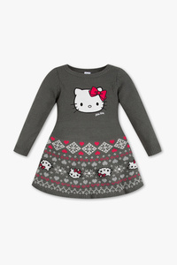 Hello Kitty - Strickkleid