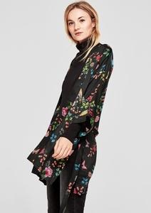 Leichter Blazer im Kimono-Stil