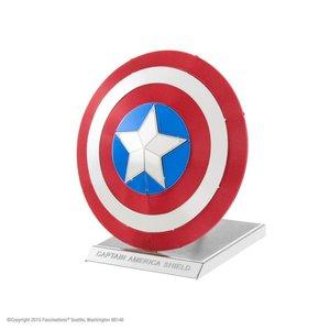 Metal Earth Captain America Schild