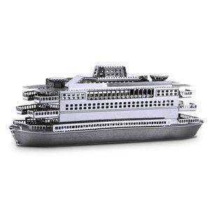 Metal Earth Commuter Ferry