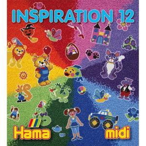 HAMA Bügelperlen Inspirationsheft Nr. 12