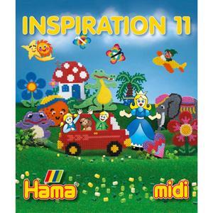 HAMA Bügelperlen Inspirationsheft Nr. 11