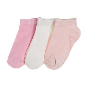 Anti-Rutsch-Socken 3er Pack für Mädchen