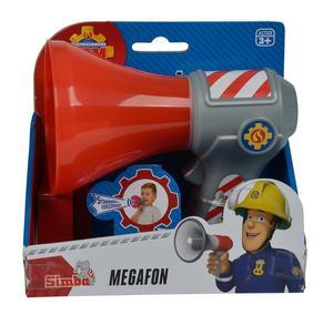 Simba Megaphon Feuerwehrmann Sam