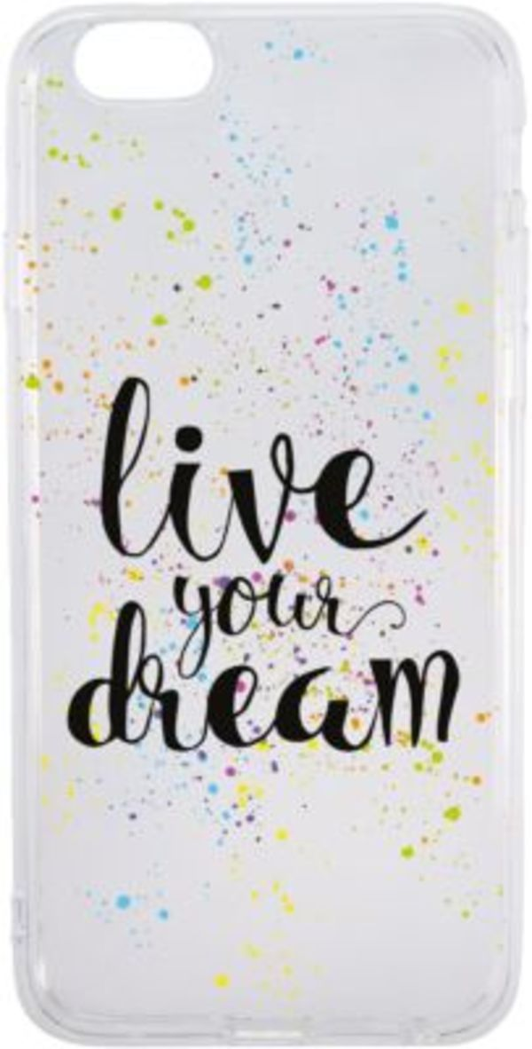 Handyhülle ´´Live your dream´´ Gr. 1