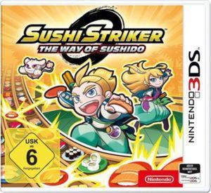 3DS Sushi Striker - The Way of Sushido