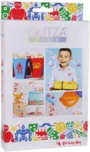 GLITZA PARTY - Starter Set Birthday Boy