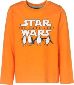 Star Wars Langarmshirt Gr. 92/98 Jungen Kleinkinder