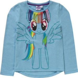 My little Pony Langarmshirt Gr. 104/110 Mädchen Kleinkinder