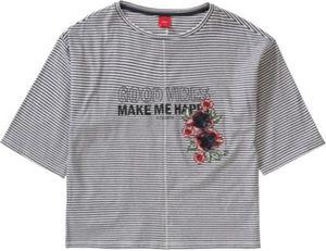 T-Shirt 3/4 Arm Gr. 134/140 Mädchen Kinder